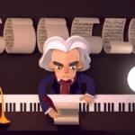Google Doodles – interactive music