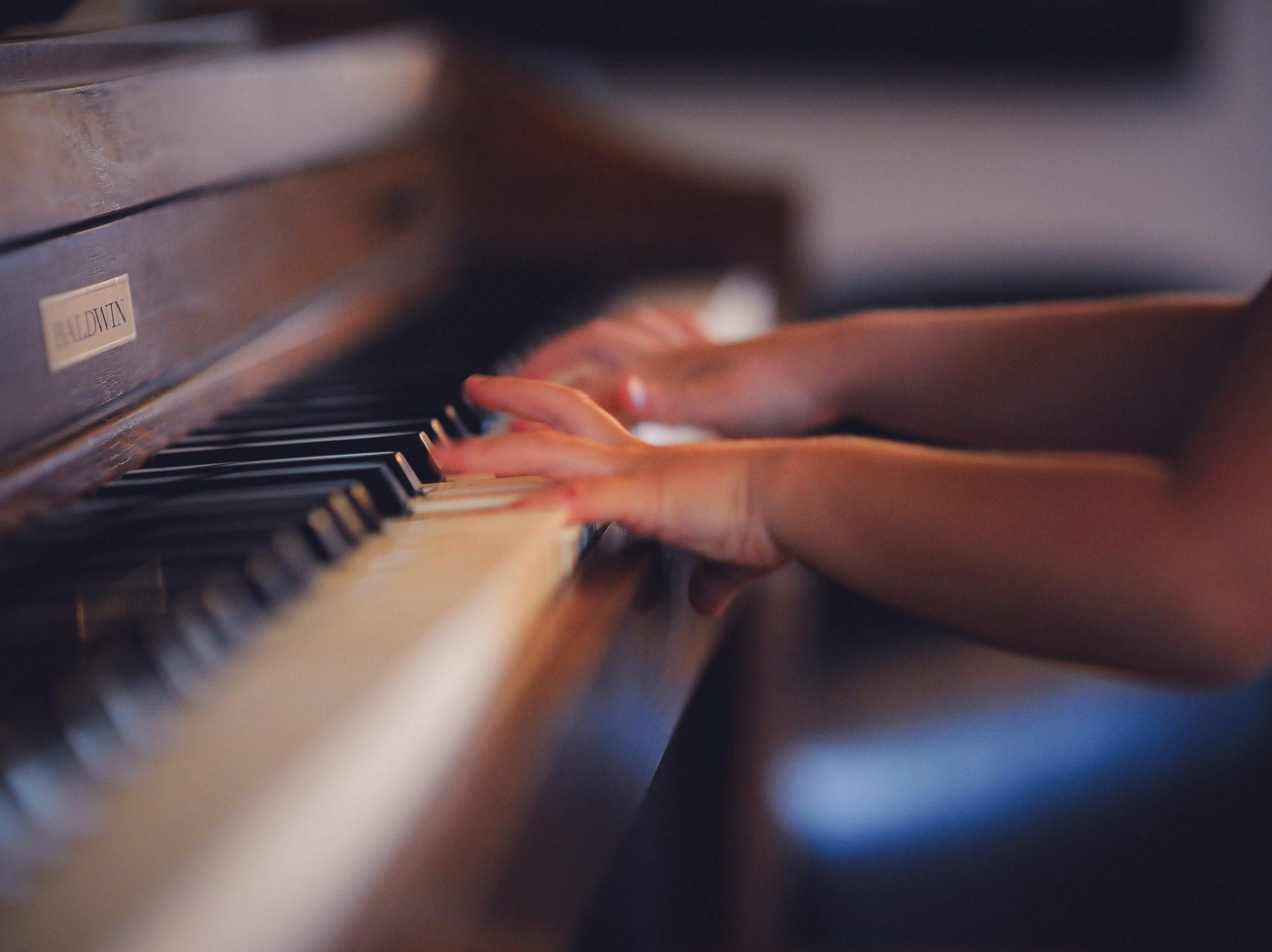Basic Jazz Piano