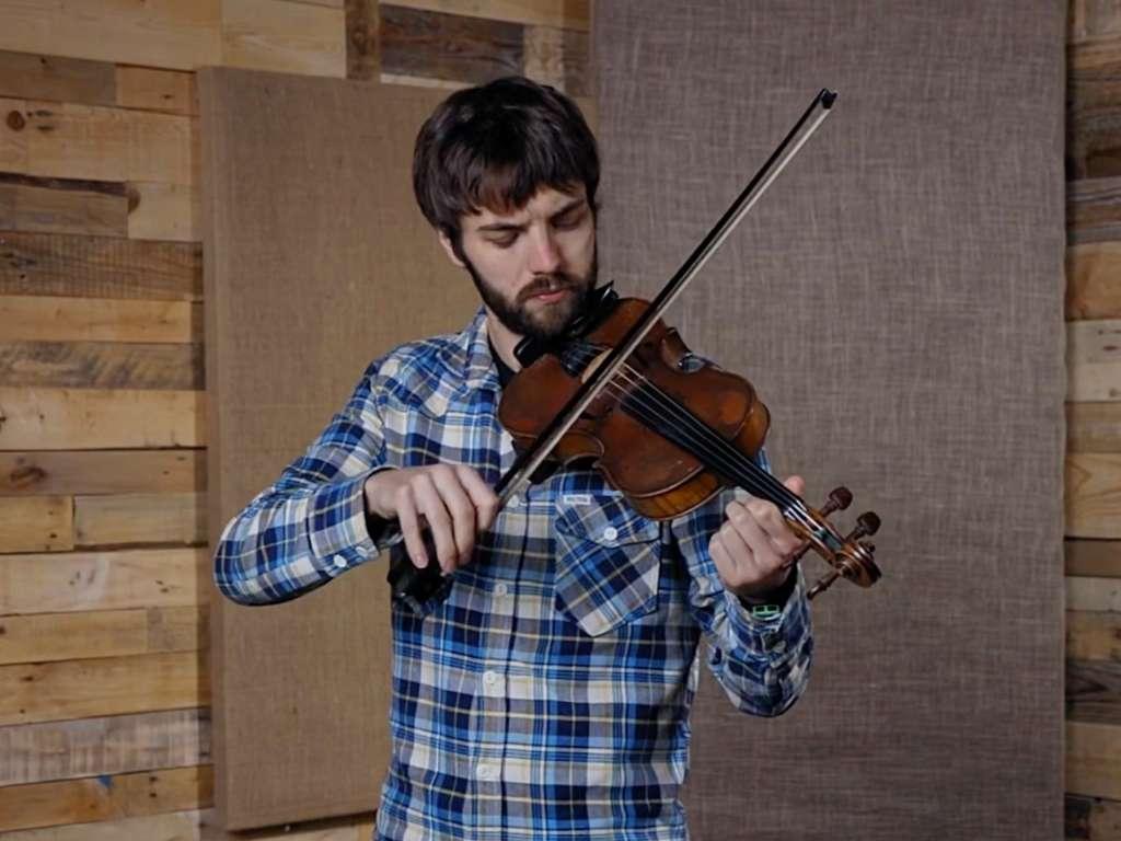 Violin Posture